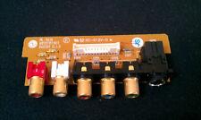 LG RZ-26LZ50 side av input. ML-041A / 6870T871B11