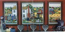Amid Amish Life Stoltz Farm Collector's Series Cross Stitch Pattern #028944