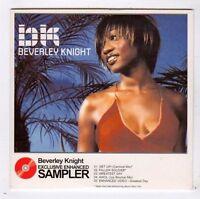 (FY761) Beverley Knight, Exclusive Enhanced Sampler - 2002 Total Music CD
