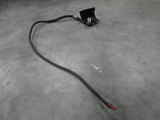 BMW 3 SERIES E46 M3 STARTER MOTOR CABLE WITH RUBBER SHIELD