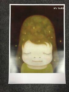 YOSHITOMO NARA N's YARD Poster New Japan Authentic B2 Size Japan NEW