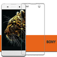 New Tempered Glass Screen Protector Film For Sony Xperia XZ XA X / X Performance