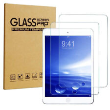 2 Pack Screen Protector for Apple iPad Air 2 9.7-Inch Clear Tempered Glass Film