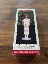 Hallmark Ornament Native American Barbie Dolls of The World Collectors Series