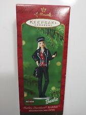 Hallmark Keepsake Ornament Barbie Harley-Davidson Barbie Christmas 2000