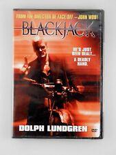 Blackjack (DVD 1998) - Dolph Lundgren, Kate Vernon, Phillip MacKenzie - Unopened