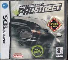Need For Speed Pro Street Videogioco Nintendo DS NDS Sigillato 5030947059330