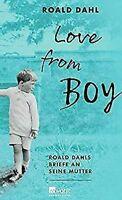 Amor de Niño por Dahl, Roald