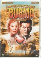 L'AVVENTURIERO DI BURMA DVD Film ITA PAL Nuovo