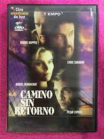 CAMINO SIN RETORNO DVD DENNIS HOPPER CHRIS SARANDON MARIEL HEMINGWAY PETE COYOTE