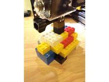 Go Pro Lego Mount Adapter GoPro Hero 3 3+ 4 5 6 HD Camera Accessories Fun