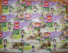 LOT of 10 - LEGO Friends 30106  - EMMA'S ICE CRAM STAND - Party Favor - New