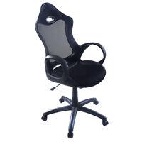 Modern Ergonomic Mesh High Back Executive Computer Desk Task Office Chair New