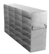 """Upright Freezer Racks For 2"""" Boxes, UF-462"""