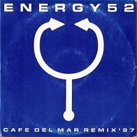 Energy 52 ‎CD Single Café Del Mar Remix '97 - France