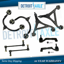 Brand New 8pc Complete Front Suspension Kit for Chrysler 300 Dodge Charger AWD