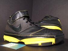2007 Nike Zoom KOBE II 2 CARPE DIEM BLACK MAIZE YELLOW 316022-001 NEW 12