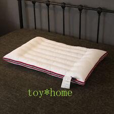 1pc Comfort Thin 3d Sleep Pillows Rectangle Soft 48x74cm Standard Size Handmade