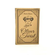 Oliver Twist - Charles Dickens - (PAPER MILL CLASSICS) - Imt. Leather - Unread