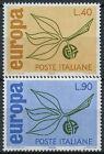 Italy 1965 SG#1138-9 Europa MNH Set #D4732