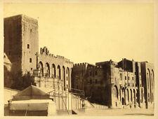 Photo Edouard Baldus Albuminé Avignon1851