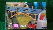 VINTAGE KIBRI ROAD BRIDGE MODEL KIT HO  #9606