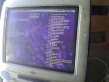 Vintage Apple iMac M5521 400mhz G3