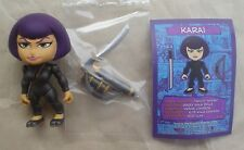 "Karai Teenage Mutant Ninja Turtles Action Vinyls Wave 1 Loyal Subjects 3"" figure"