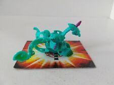 Bakugan Viper Helios Green Ventus 700G Figure New Vestroia Free Shipping