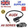 AUDI A8 Series AMI MMI 4F0051510F Music Interface 3.5mm Jack input Cable