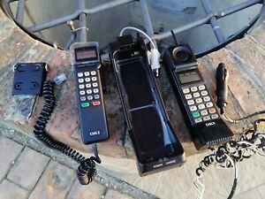 oki telefono veicolare cdl 700 e Vintage Raro con handset Japan 1990 speaker