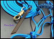 12ft Lead, Rope Halter Natural Horsemanship Set