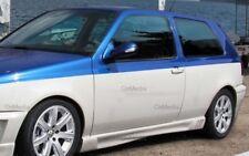 SEITENSCHWELLER Set für VW GOLF 3 III - Preiswert-Tunen- SCHWELLER TUNING Set
