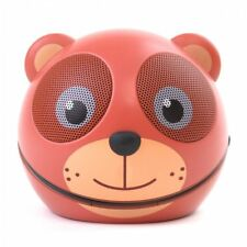 Zoo-Tunes Portable Mini Character Speakers for MP3 Players