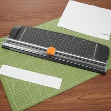 Portable Mini A4 Precision Paper Photo Trimmers DIY Scrapbook Cutter Cutting Mat