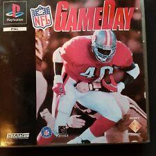 NFL GameDay *Sony PlayStation 1 *incl. Handbuch auch in deutsch