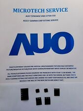AUO T420HW01 V2 T370HW02 37T04-C02 T370HW02 V402 AS15-F GAMMA CHIP SERVICE