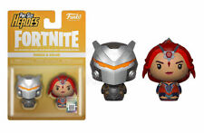 SFK Funko Pint Size Heroes Fortnite Figures - Omega & Valor collectible