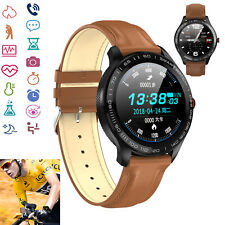 Bluetooth Smart Watch Heart Rate Monitor Unlocked Phone For Samsung S9 S10 LG G5