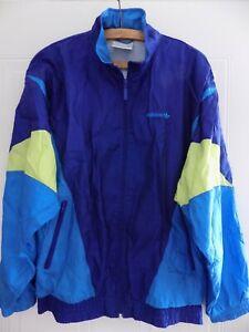 Adidas Jacket Retro Vintage Original 80's Tracksuit Ultra Rare Windbreaker