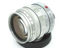 [EX+3] Leica Leitz Wetzlar Summilux 50mm f1.4 for Leica M from JP #C190066