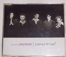 Take That - Love Ain't Here Anymore - CD Single + Everything Changes