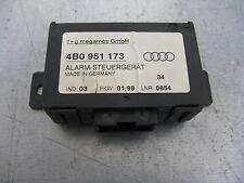 Audi A3 A4 A6 Alarm - Control Unit for Motion Detector 4B0951173
