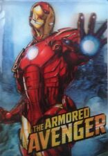 Marvel IRON MAN 3D PHOTO ALBUMS - Lot of 8 -16 Pages - Holds 32 4X6 Photos
