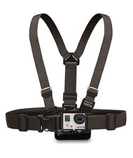 GoPro Chesty Strap Mount Harness Camera M-XXL HERO5 Hero4 Authentic Original