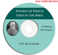 Figures of Speech Used in the Bible-EW Bullinger-CD eBook-Scripture Commentary