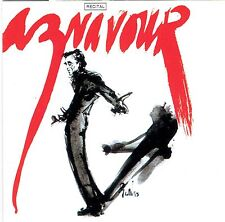CD - CHARLES AZNAVOUR - Récital