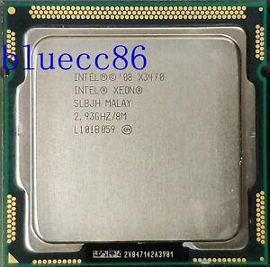 Intel Xeon X3470 LGA1156 2.93 GHz Quad-Core CPU Processor