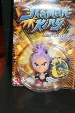 Mattel Shonen Jump's Shaman King Amidamaru Figure  SEALED & NEW (2004)