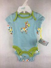 Happi Giraffe Polka Dot Bodysuit 2 Pack Size Newborn